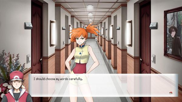 Pokemon Academy Life Screenshot