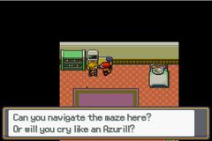 Pokemon Adventure in Tentin Screenshot