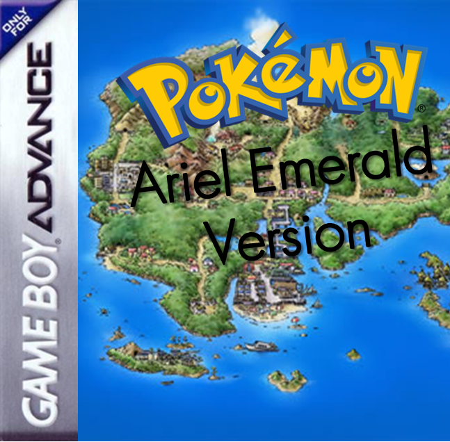 Pokemon Aerial Emerald Screenshot