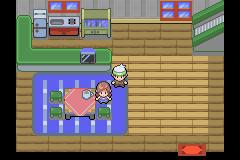 Pokemon Aerial Emerald Screenshot