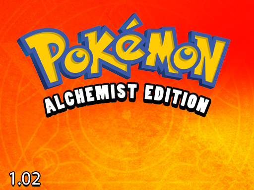 Pokemon Alchemist Screenshot