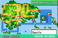 Pokemon Altered Emerald Screenshot