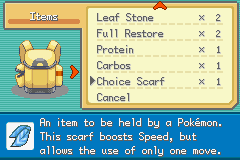 Pokemon Aluminium Version Screenshot