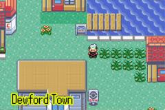 Pokemon Another Emerald Screenshot