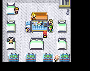 Pokemon ApoRed Screenshot