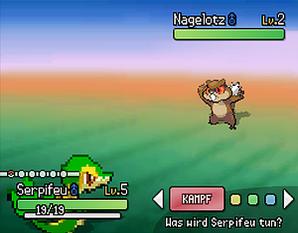 Pokemon ApoRed Screenshot