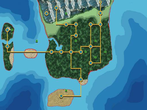 Pokemon Aria Screenshot
