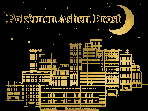 Pokemon Ashen Frost Screenshot