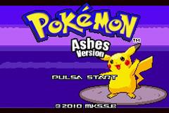 Pokemon Ashes Screenshot