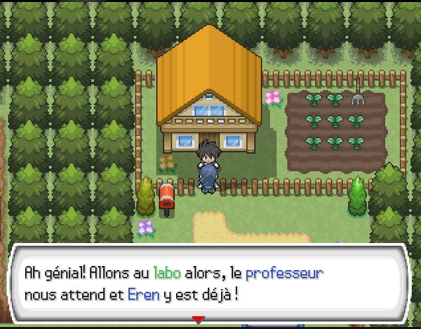 Pokemon Astral Screenshot