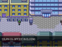 Pokemon Attack on Silph Co. Screenshot