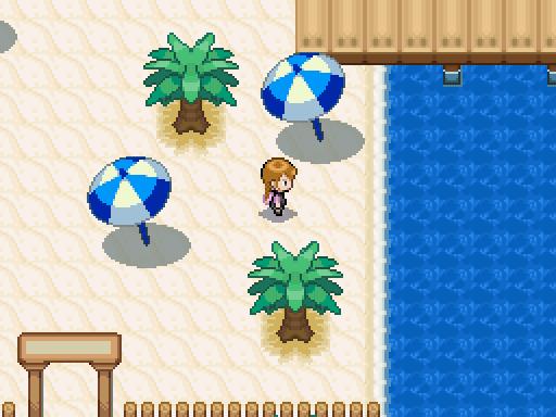 Pokemon Aura Screenshot