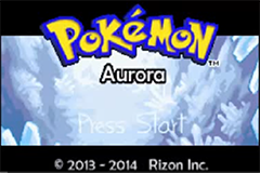 Pokemon Aurora Screenshot