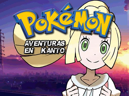 Pokemon Aventuras en Kanto Screenshot