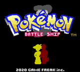 Pokemon Battleship Screenshot