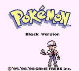 Pokemon Black Screenshot