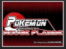 Pokemon Blazed Red Screenshot