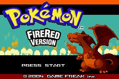 Pokemon Blazing Red Screenshot