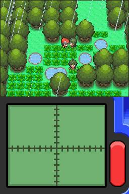Pokemon Bloody Platinum Screenshot