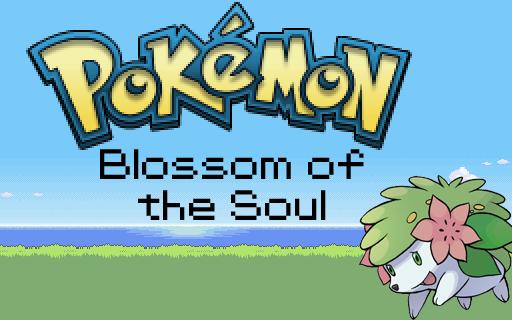 Pokemon: Blossom of the Soul Screenshot