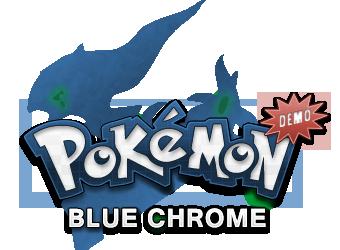 Pokemon Blue Chrome Screenshot