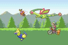 Pokemon Blue Ice Mx Screenshot