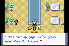 Pokemon Bonds Screenshot