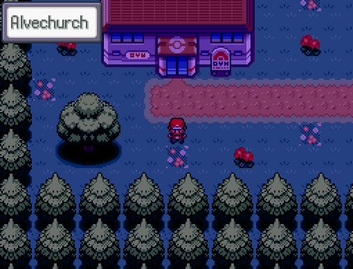Pokemon Brimstone Screenshot