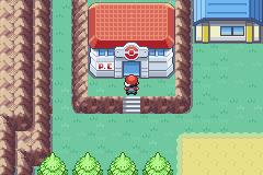 Pokemon: Broken Beacon Screenshot