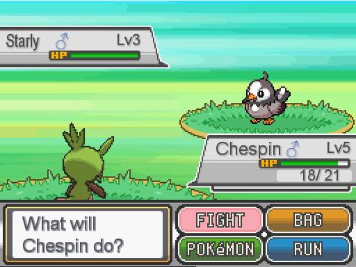 Pokemon Cannabis Edition Screenshot