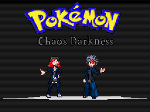 Pokemon Chaos Darkness Screenshot