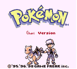 Pokemon Chari Screenshot