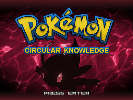 Pokemon Circular Knowledge Screenshot