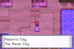 Pokemon Cloud White 2 Screenshot
