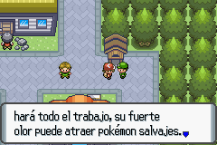 Pokemon Cobalto Azul Screenshot