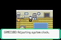 Pokemon Conversion Emerald Screenshot