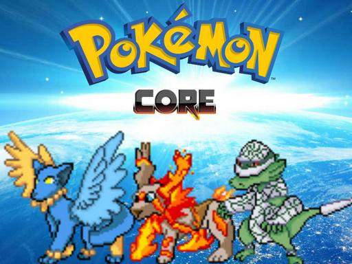 Pokemon CORE! Screenshot
