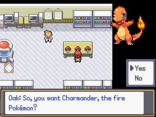 Pokemon Corrupt: Reveal the Truth Screenshot