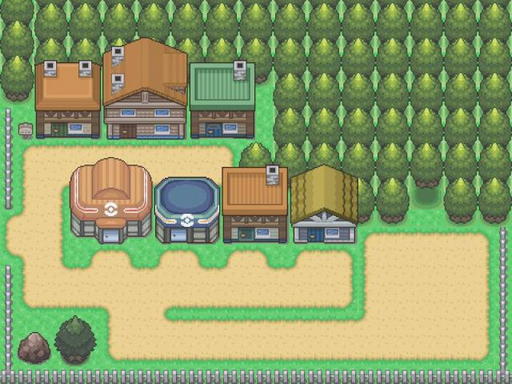 Pokemon Cosmic Version Screenshot