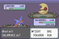 Pokemon CosmicEmerald Version Screenshot