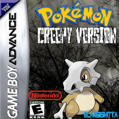 Pokemon Creepy Screenshot