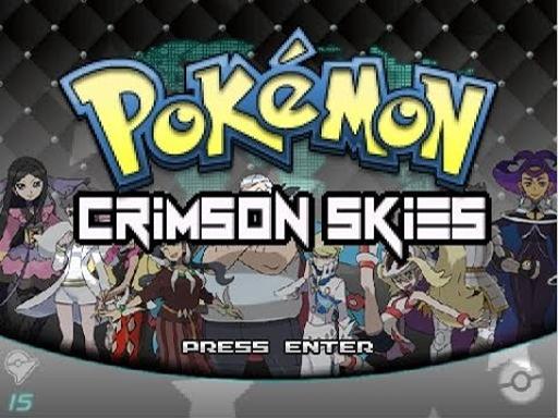 Pokemon Crimson Skies Screenshot