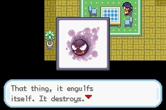 Pokemon Cryptic Lynch Screenshot