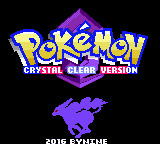 Pokemon Crystal Clear Screenshot