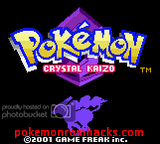 Pokemon Crystal Kaizo Screenshot