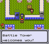 Pokemon Crystal Maeson Screenshot