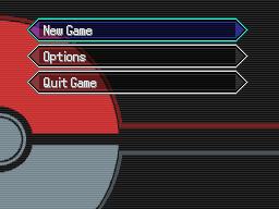 Pokemon Cursed Black Screenshot