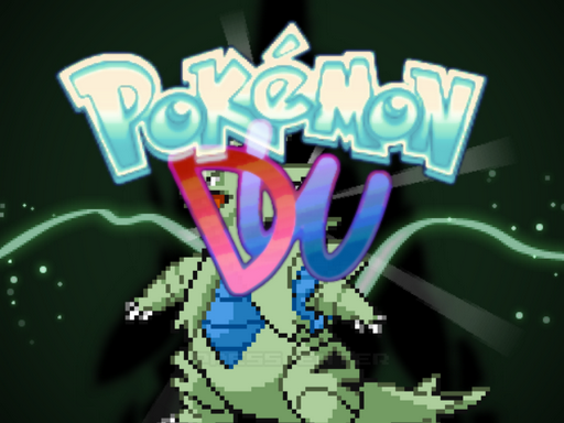 Pokemon D.W. Screenshot