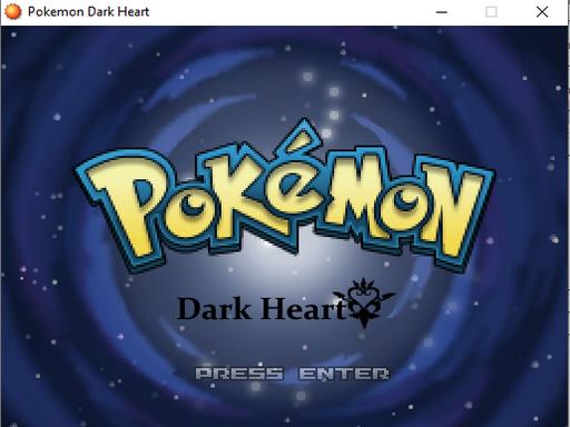 Pokemon Dark Heart Screenshot