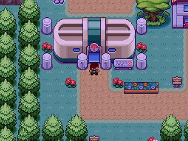 Pokemon Dark Rift Screenshot